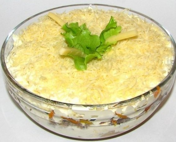 Салат с грибами (566x457, 50Kb)