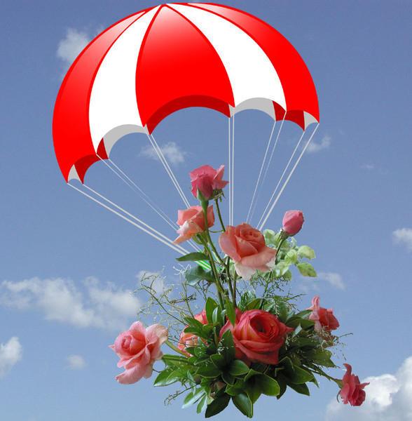 Зонтик поздравляю (588x600, 271Kb)