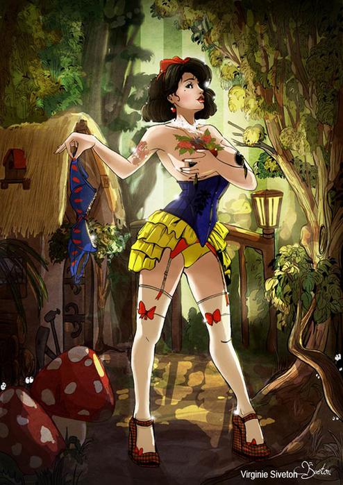 самые сексуальные сказочные герои-хс2