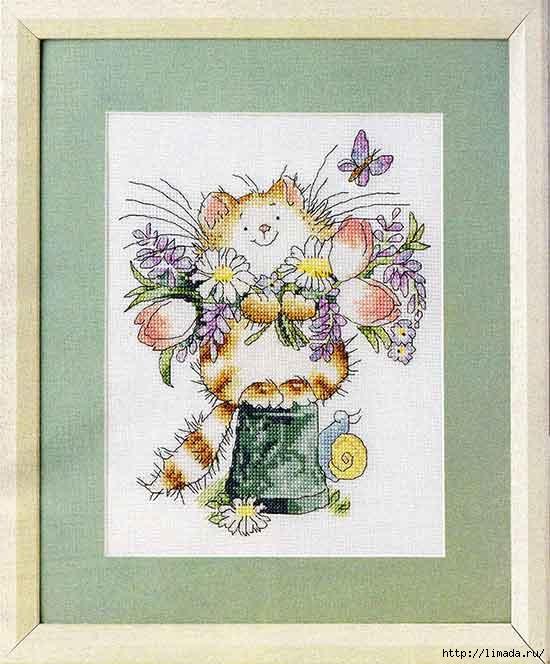 Spring-Bouquet (550x664, 170Kb)