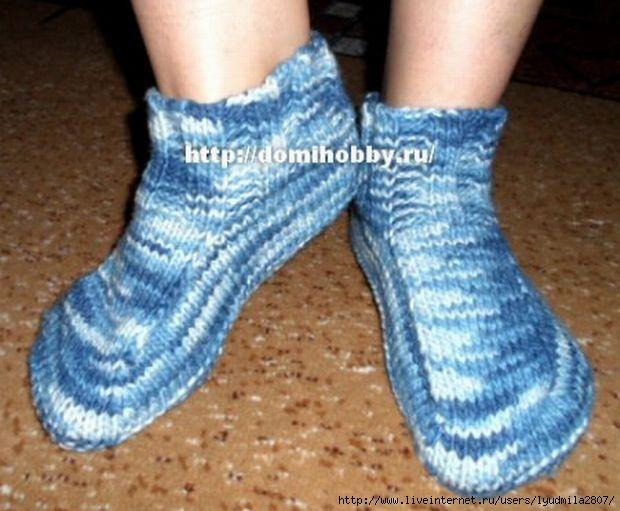 Носки спицами | Записи в