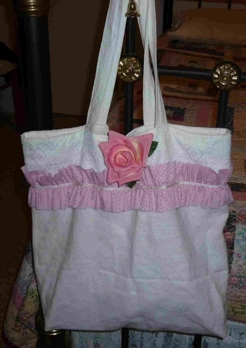 shabby chic linen bag (494x700, 208Kb)