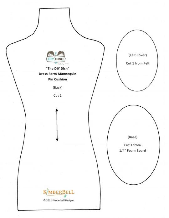 Как сделать манекен своими руками из ткани 64