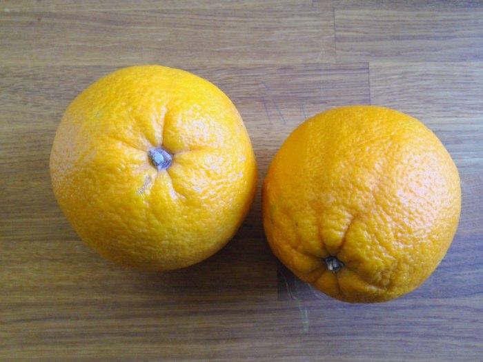 Розочки из апельсиновых корочек. Букет апельсиновых роз для украшения интерьера (10) (700x525, 174Kb)