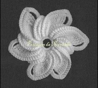 Цветок крючком (7) (320x285, 58Kb)