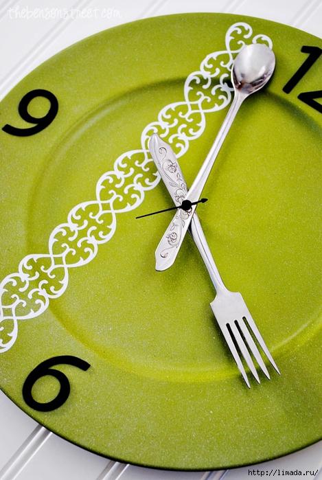 Silverware-Kitchen-Clock-at-thebensonstreet.com_ (469x700, 296Kb)