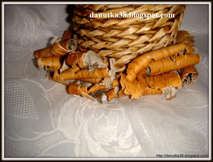 букет цветов из листьев кукурузы - талаша, мастер-класс (40) (700x532, 275Kb)