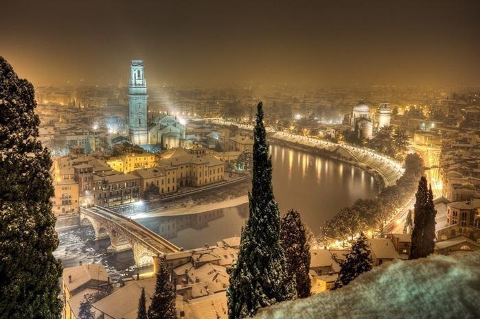 Верона. Италия (700x465, 366Kb)
