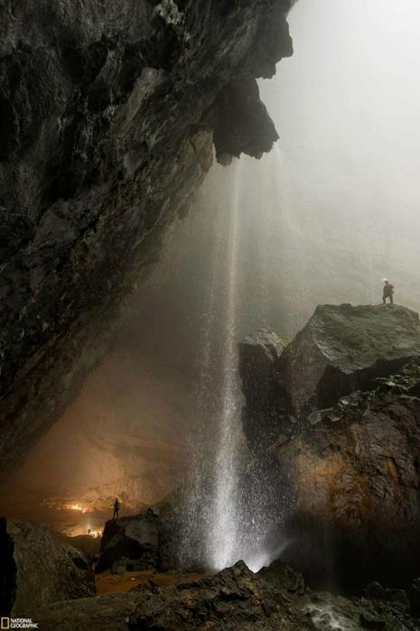пещера Son Doong вьетнам фото 2 (465x700, 196Kb)