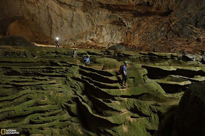 пещера Son Doong вьетнам фото 6 (670x445, 261Kb)