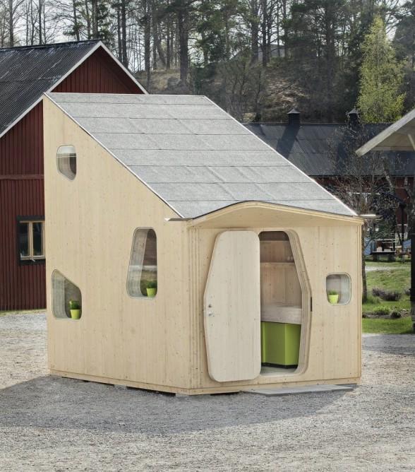 креативный дизайн деревянного дома 1 (588x668, 268Kb)