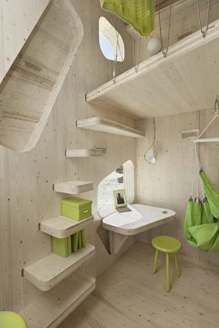 креативный дизайн деревянного дома 4 (446x668, 107Kb)