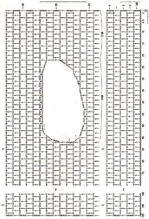 Стильные модели крючком (11) (476x700, 270Kb)