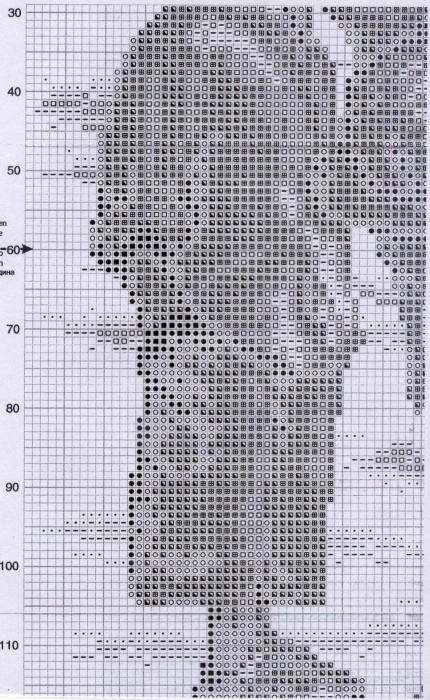 Stitchart-Kiss-on-the-Beach4 (430x700, 329Kb)