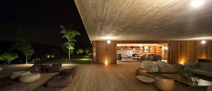 большой современный дом фото 8 (700x302, 161Kb)