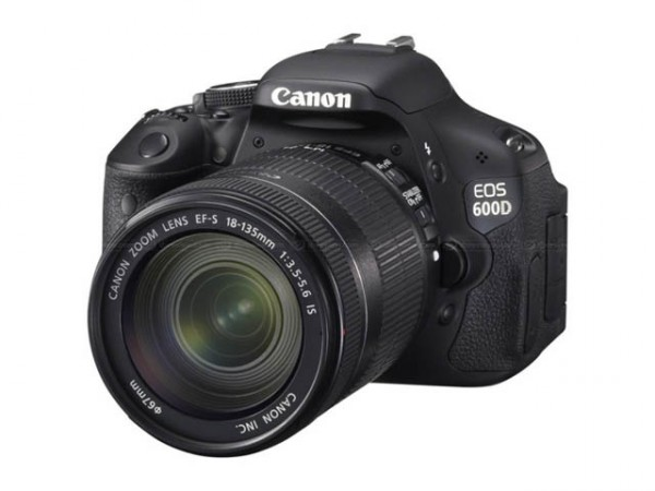 Фотоаппарат CANON EOS 600D KIT от Калинки и Heavycook