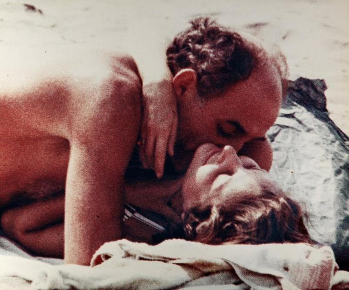 Фотографии людей на пляжах Кони Айленда в 1960 х годах