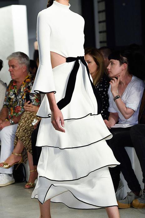 Итоги недели моды в Нью-Йорке: новая скромность VS скучная функциональность