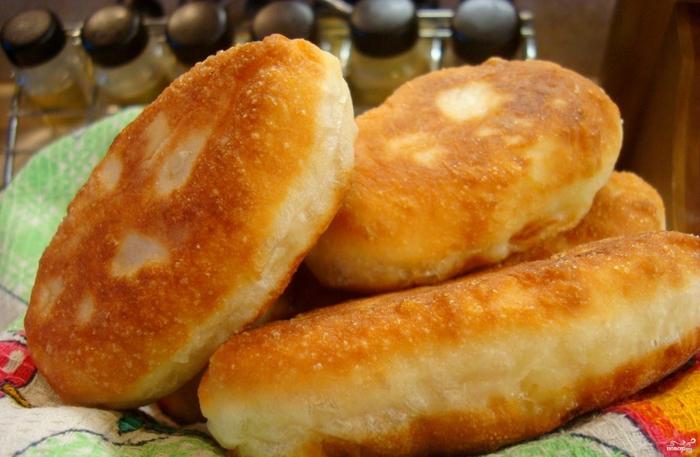 Пироги печеные вкусные