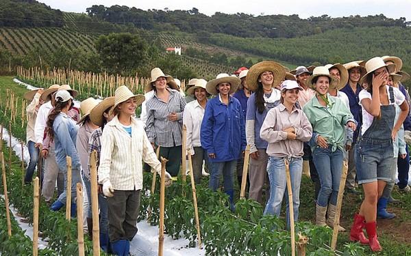 женская коммуна в бразилии Noiva do Cordeiro 2 (600x375, 340Kb)