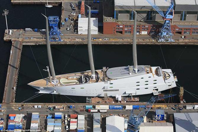 самая большая парусная яхта в мире Андрея Мельниченко 4 (670x446, 343Kb)