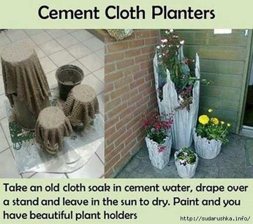 Cement-cloth-planter (500x443, 155Kb)