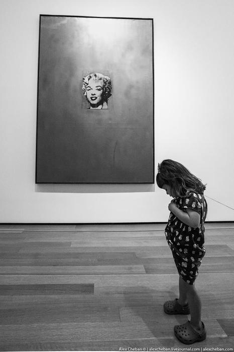 Современное искусство в Соединенных Штатах Америки