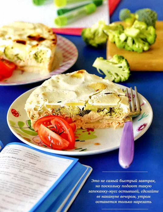 Быстрый и полезный завтрак рецепты с фото