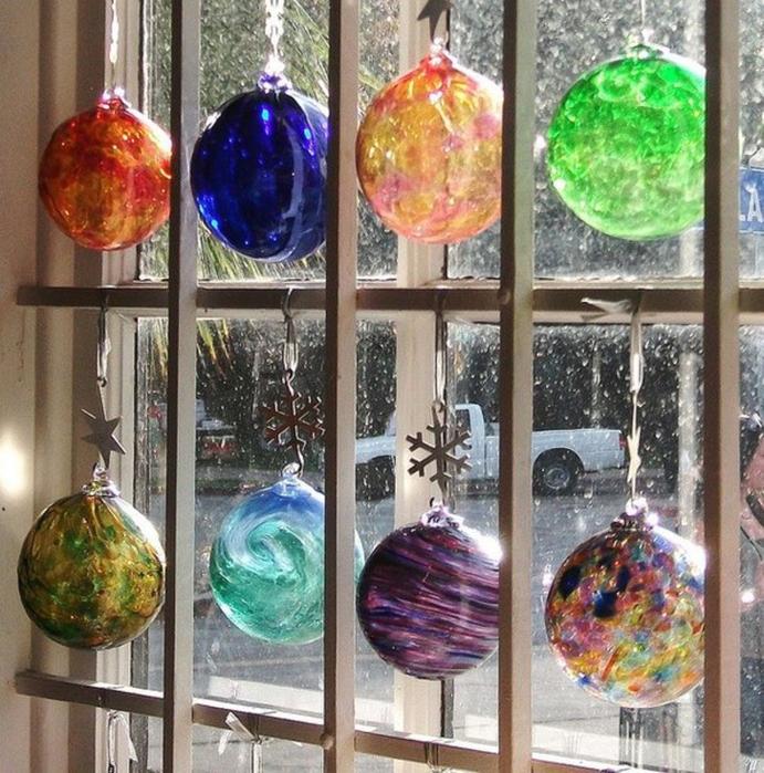 Игрушки своими руками из стеклянных шариков