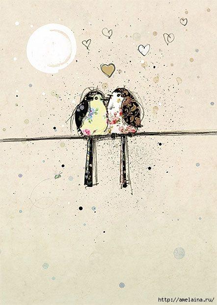 Милые рисунки  Jane Crowther4 (442x620, 151Kb)