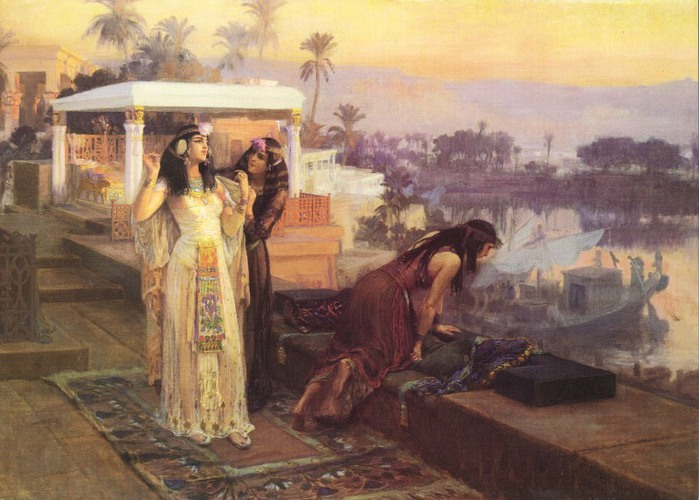 4239794_Bridgman_Frederick_Arthur__Cleopatra_on_the_Terraces_of_Philae (700x500, 100Kb)