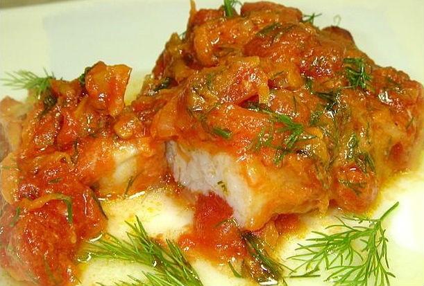 Рыба под маринадом рецепт с фото