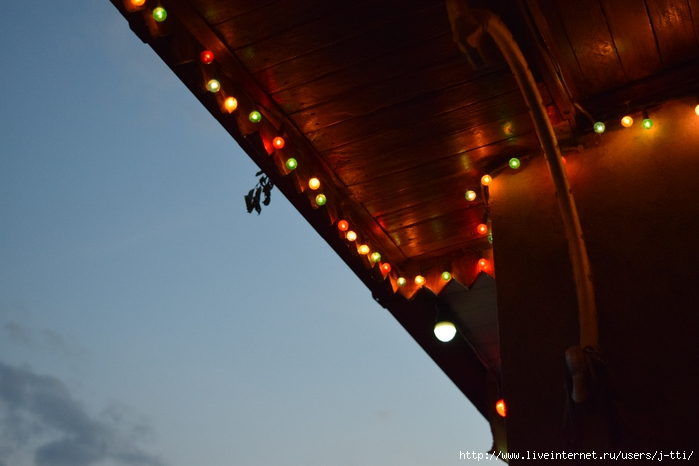 Ночная съёмка на Nikon D3300