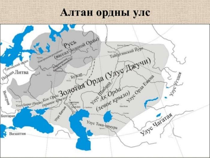 В России начались разногласия о роли улуса Джучи известного как Золотая Орда