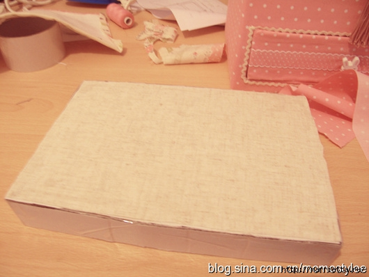 Шкатулка для бижутерии своими руками из картона (14) (530x398, 116Kb)