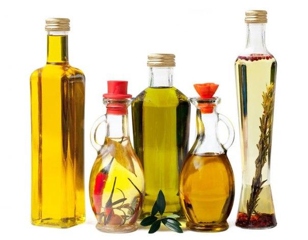 Растительные масла - информация о каждом! (604x471, 45Kb)
