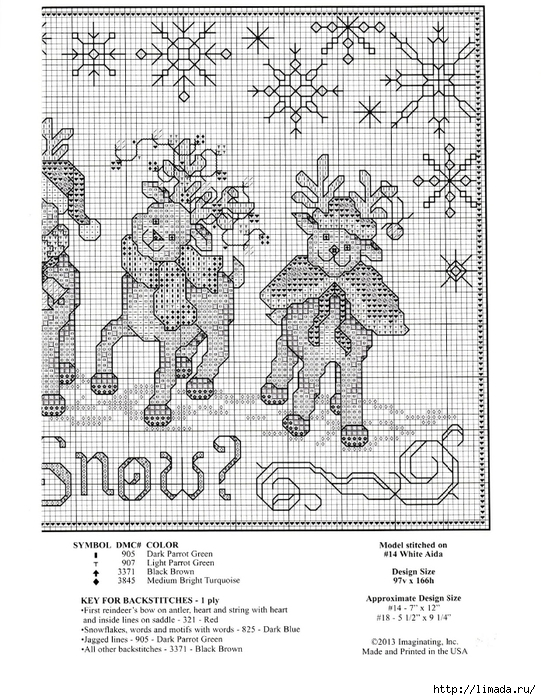 Imaginating 2859 - Got Snow Reindeer (5) (541x700, 313Kb)