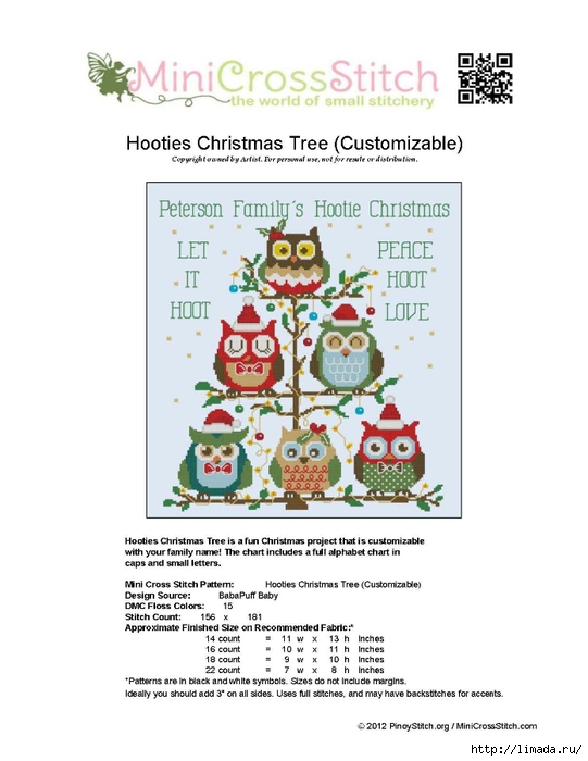 holiday_hootiechristmastree_Page_01 (541x700, 171Kb)