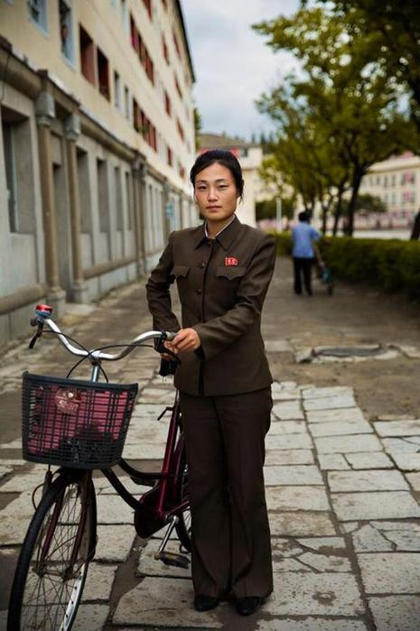 Фотограф Михаэла Норок. Красота в Северной Корее