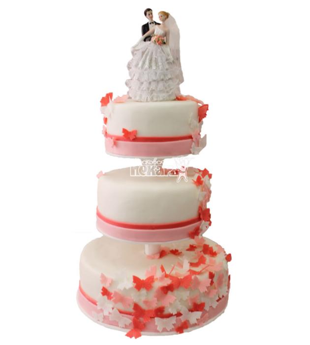 ссвадеьный торт (630x700, 206Kb)