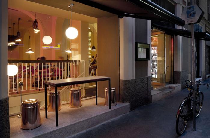 уютные ресторан в милане 1 (700x459, 341Kb)