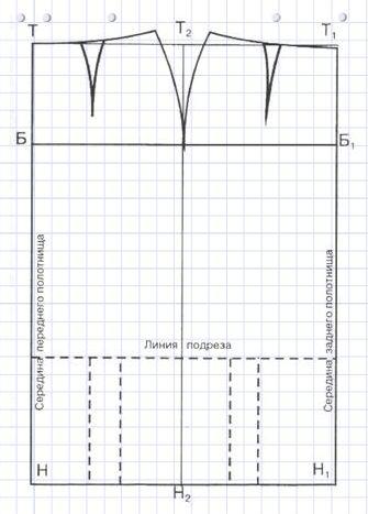 Юбка 3 чертеж (335x467, 98Kb)