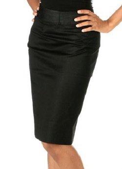 Скачать готовая выкройка распечатать юбка прямая