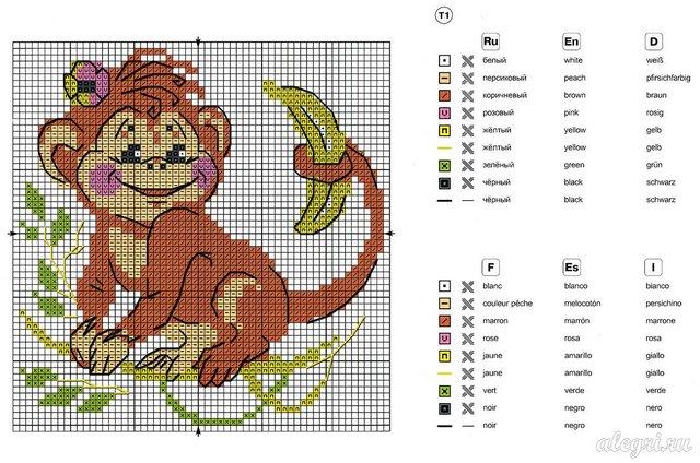 обезьянки_001 (640x424, 88Kb)