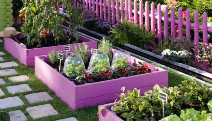 Liveinternet for Decorar jardin economico