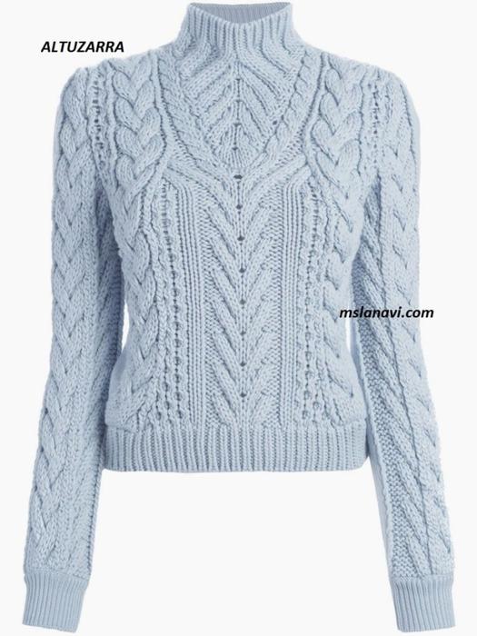 вязаный-свитер-спицами-схема-768x1024 (525x700, 263Kb)
