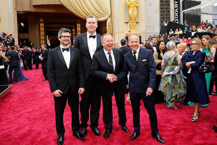 125557874 101115 1931 6 Смокинги на церемонии «Оскара». Фотографии нарядов знаменитостей