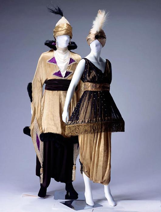 125567566 101215 1021 5 Мода и стиль в 1908 1914   эпоха Поля Пуаре