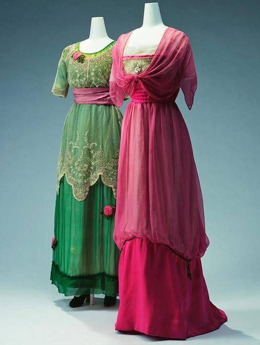 125567574 101215 1021 12 Мода и стиль в 1908 1914   эпоха Поля Пуаре