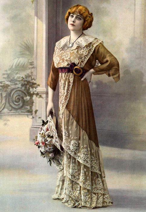 125567576 101215 1021 14 Мода и стиль в 1908 1914   эпоха Поля Пуаре